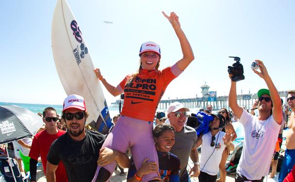 レイキーは2011年USオープン・プロジュニアで優勝し、観衆の中を表彰台まで担ぎ上げられた